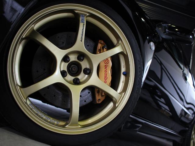 スバル インプレッサ WRX 社外車高調 HKSマフラー ETC
