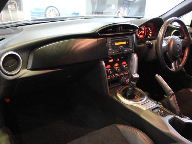 トヨタ 86 GTリミテッド ヴァレンティテール シートヒーター