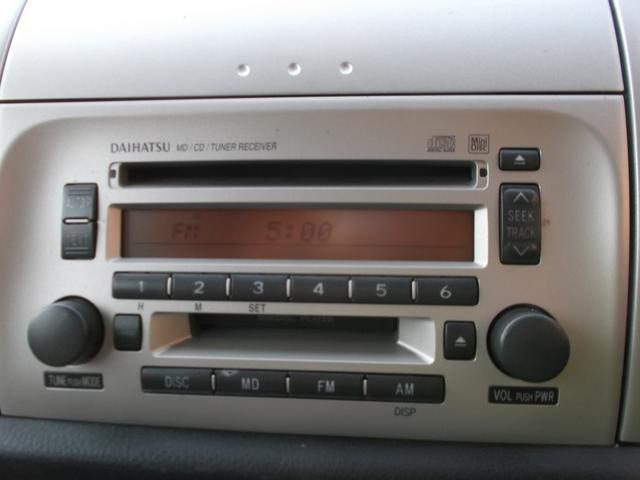 ダイハツ ミラジーノ X オートエアコン キーレス 純正CD