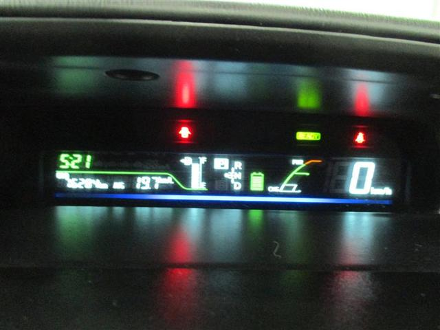 トヨタ プリウスアルファ G 7人乗り メモリーナビ フルセグ