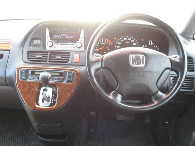 ホンダ オデッセイ MQ 4WD CD MD HID 社外18AW