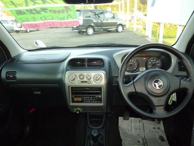 ダイハツ テリオスキッド カスタムL 4WD ターボ 5速マニュアル CD キーレス