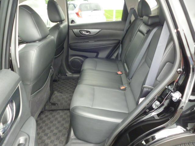 日産 エクストレイル 20X エマージェンシーブレーキパッケージ4WDスマートキー