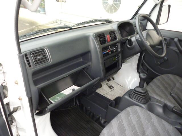 スズキ キャリイトラック KCパワステ 4WD 5速マニュアル 3方開き