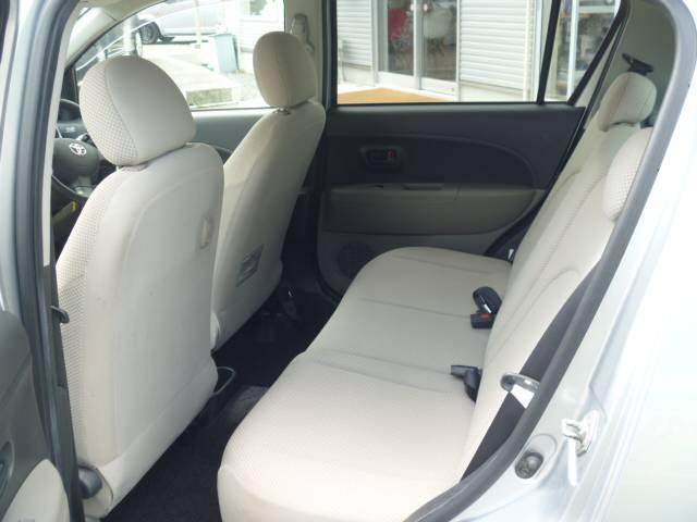 トヨタ パッソ X 4WD 純正フルエアロ キーレス