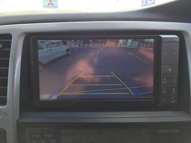 トヨタ ハイラックスサーフ SSR-Xリミテッド 4WD 純正HDDナビ Bカメラ