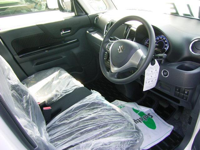 スズキ スペーシアカスタム GS 4WD 届出済未使用車 Sエネチャージ
