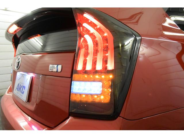 LED点灯状態!バック、ウィンカーもLED採用です!