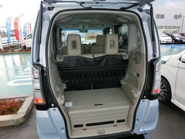 ホンダ N BOX+ G・Lパッケージ 純正メモリーナビ  左側電動スライドドア
