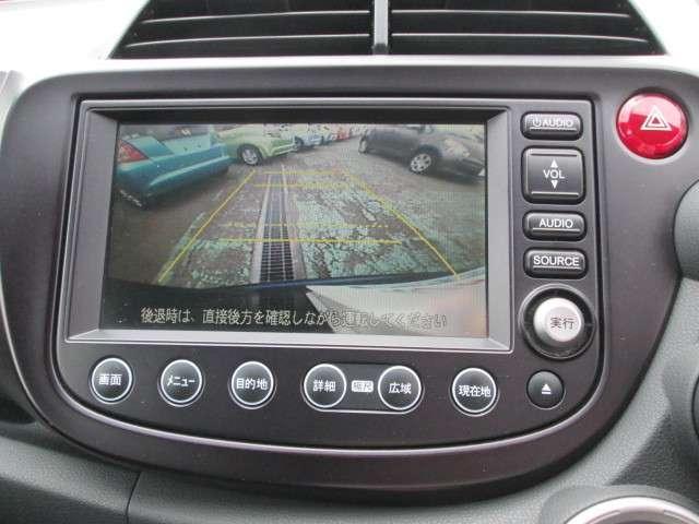 ホンダ フィット RS 純正HDDナビ 5MT