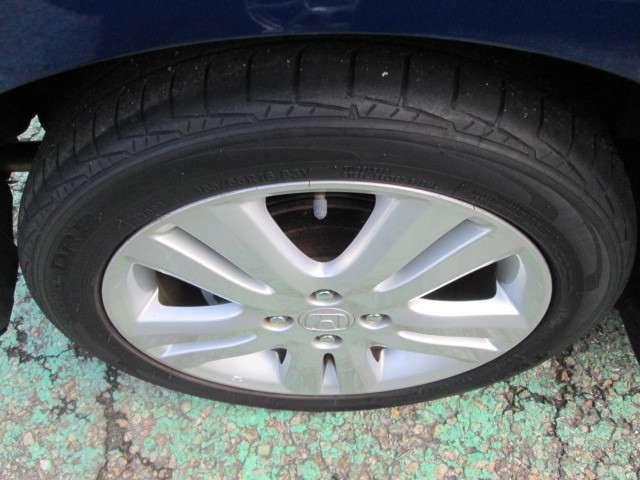 タイヤの画像です