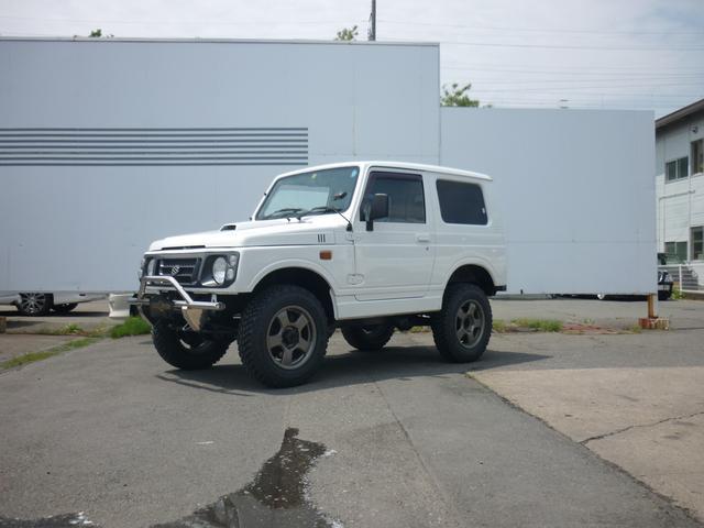 JA12V ジムニー 4WD!24年4月27日7.7万キロ時、タイミングベルト交換済!