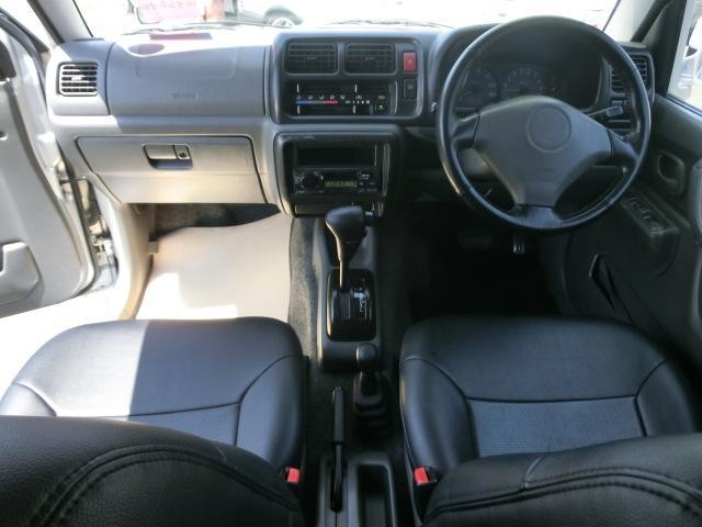 スズキ ジムニー XG 4WD リフトUP オーバーフェンダー