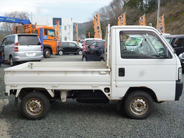 ホンダ アクティトラック SDX 4WD 5速マニュアル