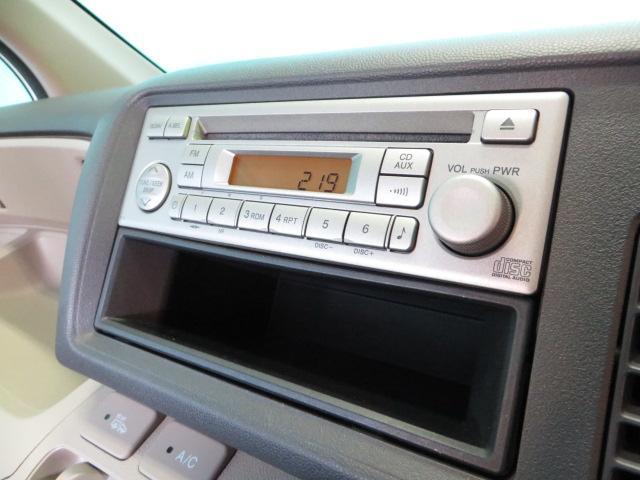 CD装備♪