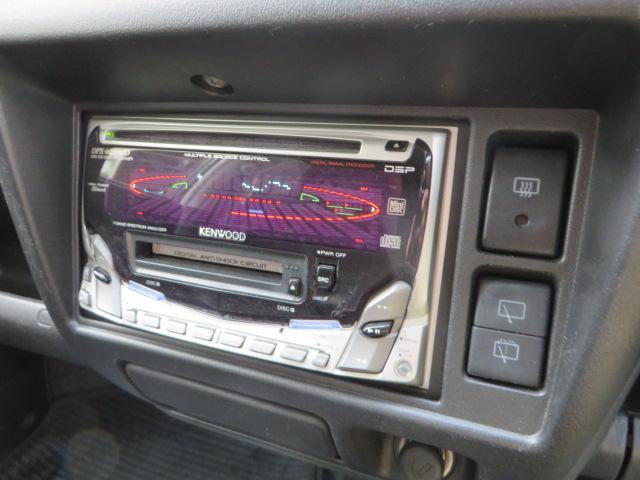 社外CD・MD装備♪