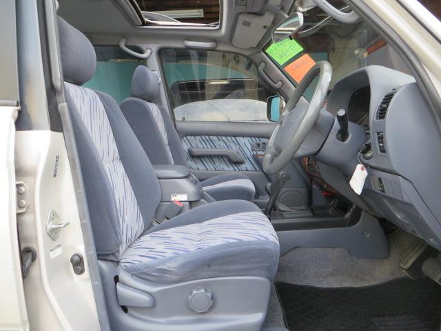 トヨタ ランドクルーザープラド TX 4WD サンルーフ ディーゼルターボ