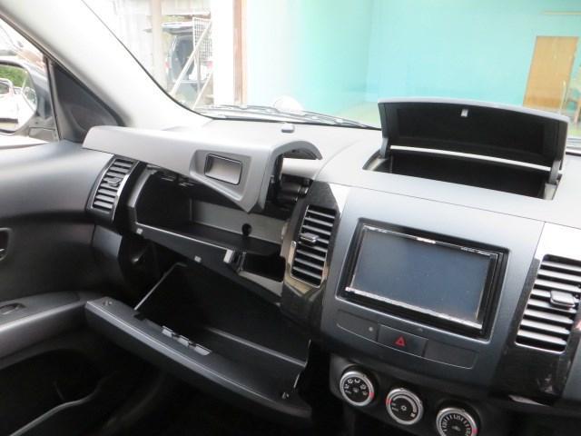 三菱 アウトランダー 24G 4WD HID ETC ナビ バックカメラ