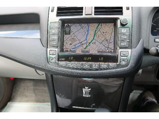 トヨタ クラウンハイブリッド スタンダードパッケージ 純正フルセグHDDナビ CVT