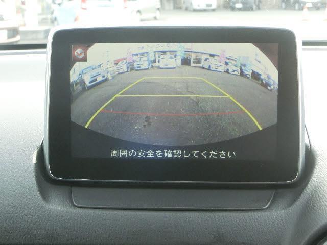 マツダ デミオ XD セーフティ・LEDコンフォートPKG 衝突軽減装置