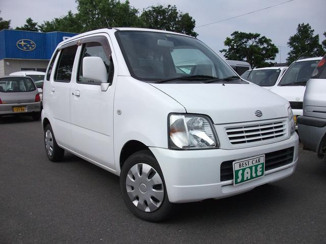 平成15年式 ワゴンR N−1 4WD