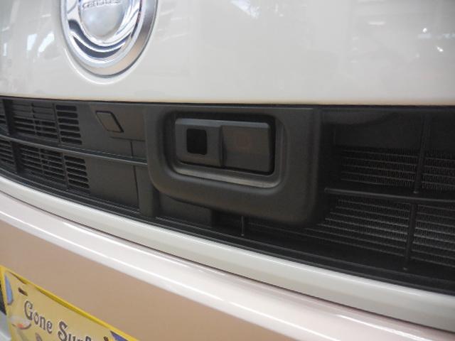 ダイハツ ムーヴキャンバス Gメイクアップ SAII 4WD 登録済未使用車 ツートン
