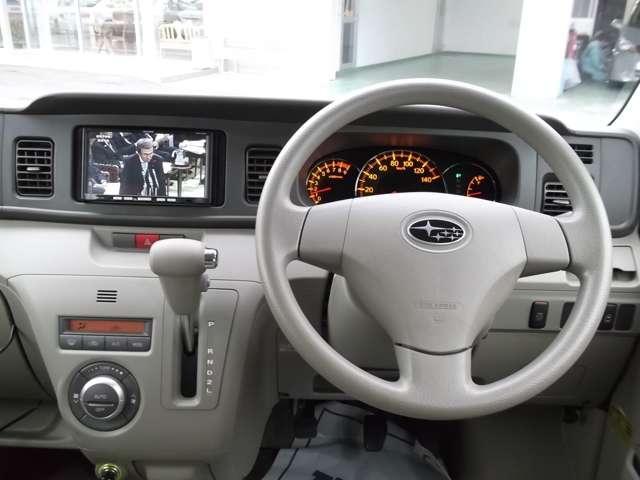 スバル ディアスワゴン 660 RS リミテッド 4WD ターボ 純正ナビ 片側電