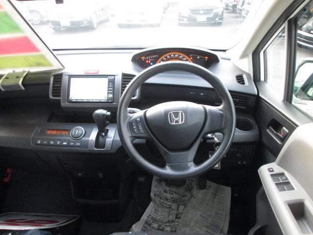 ホンダ フリード フレックス Fパッケージ 4WD 純正HDDナビ