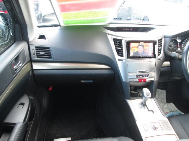 スバル レガシィB4 2.5iアイサイト 4WD 社外メモリーナビ 地デジ