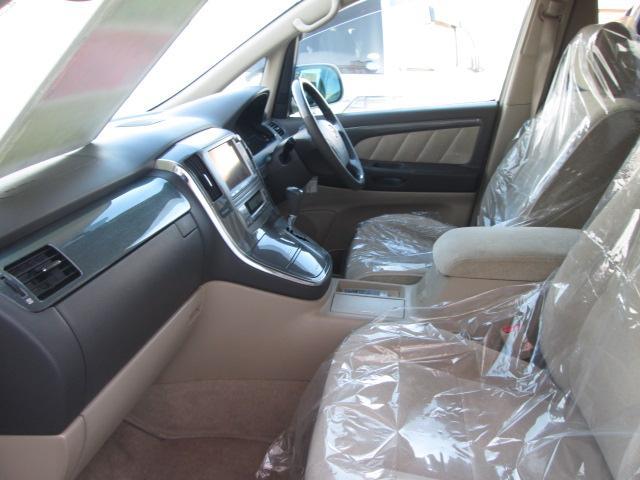 トヨタ アルファードハイブリッド Gエディション 4WD シアターサウンド
