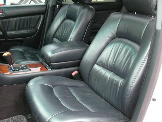 トヨタ セルシオ B仕様 eRバージョン TEIN車高調 20インチAW