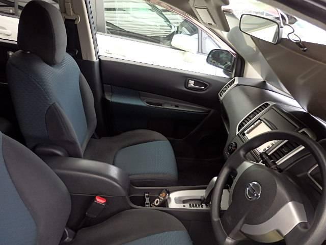 日産 ウイングロード 15RX FOUR 4WD DVDナビ CD インテリキー