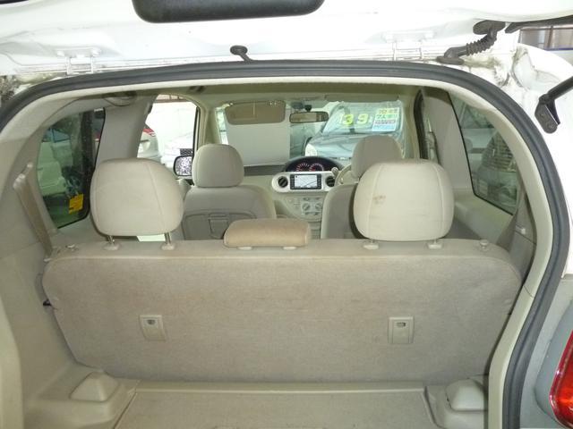 トヨタ ポルテ 150i 4WD 左側電動スライドドア