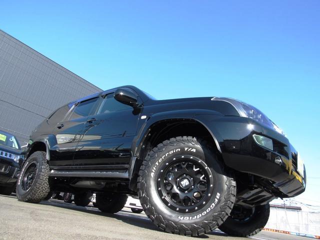 トヨタ ランドクルーザープラド TXLTD4WDサンルーフ イカリング リフトUPパッケージ