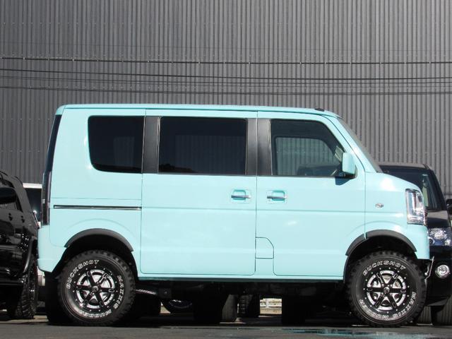 スズキ エブリイワゴン JP 4WD リフトUPパッケージ シートカバー