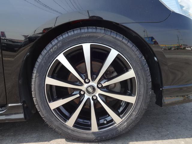 トヨタ カローラフィールダー X 202 4WD 純正15AW 夏タイヤ新品 レザーシート