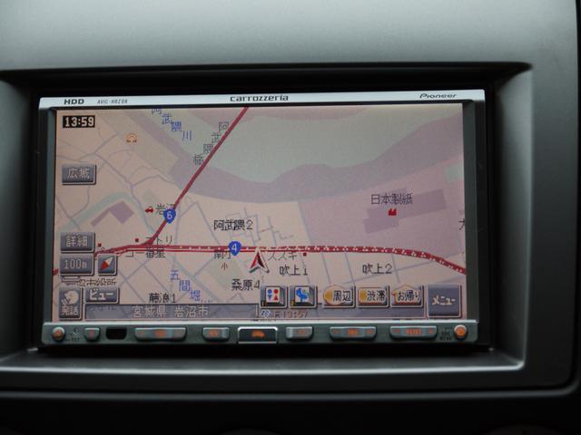 マツダ MPV 23C スポーティパッケージ 両側パワスラ HDDナビ