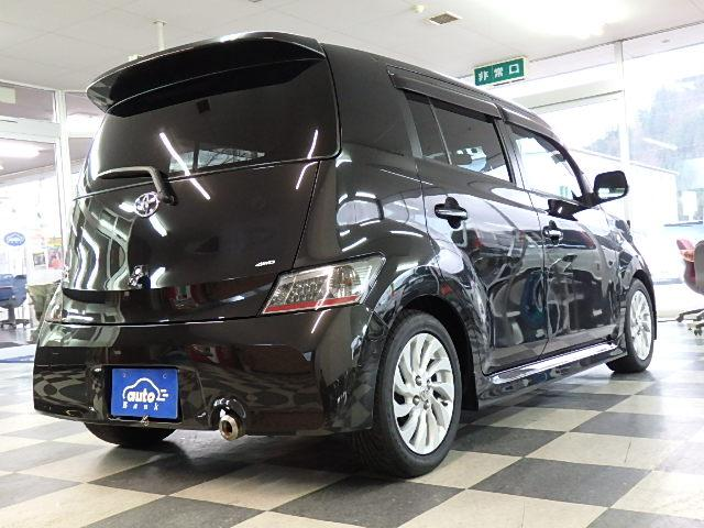 トヨタ bB Z Xバージョン 4WD