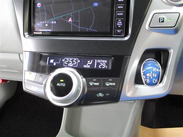 トヨタ プリウスアルファ G フルセグ対応HDDナビ
