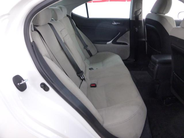 レクサス IS IS250 AWD ワンオーナー車