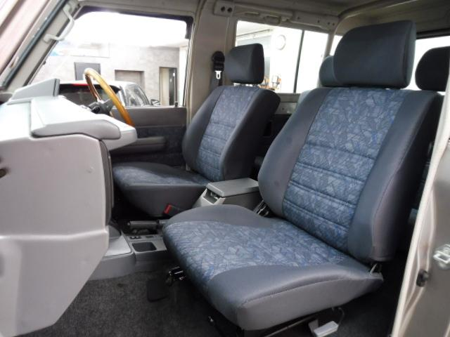 トヨタ ランドクルーザー70 70 3ドア4.2ディーゼルZX FRPトップ4WD