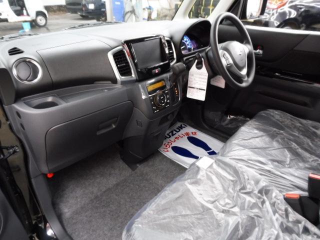 スズキ スペーシアカスタム GS 4WD Sエネチャージ 届出済未使用車