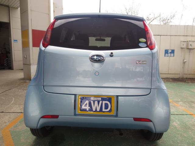 スバル R2 R 4WD ナビ アルミホイール