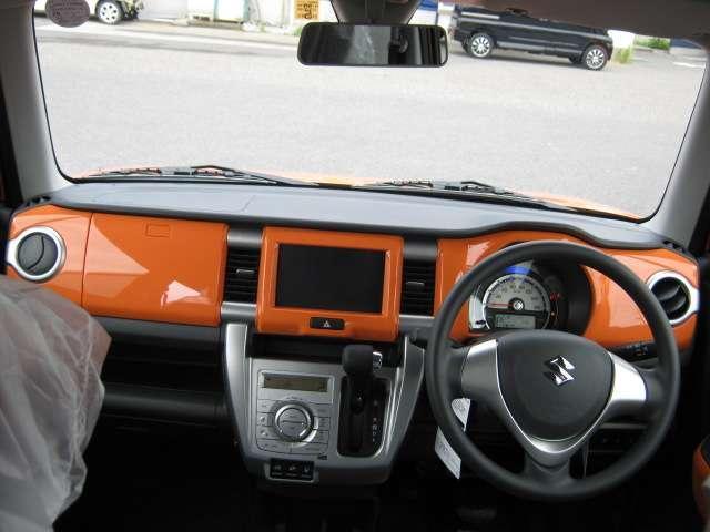 スズキ ハスラー Gターボ エネチャージ シートヒーター ブレーキサポート