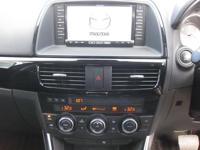 マツダ CX-5 XD 4WD セーフティクルーズパッケージ 純ナビ Bカメ