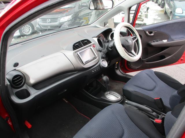 ホンダ フィット L 4WD 1年間距離無制限保証付き モデューロエアロ