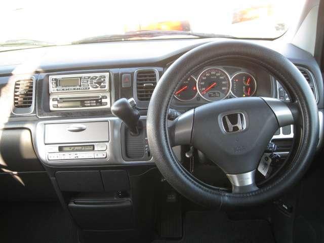 ホンダ ステップワゴン スパーダS 4WD 純正CD パワースライドドア