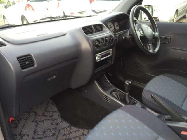 ダイハツ テリオスキッド L 4WD ターボ 5速マニュアル キーレス 社外CD
