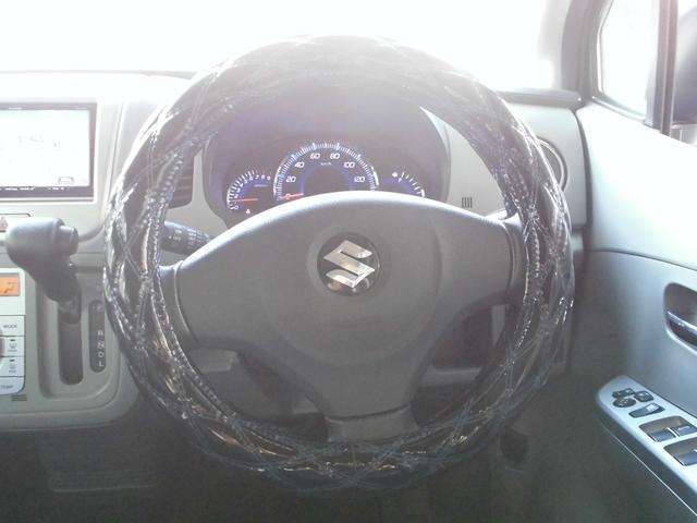 スズキ ワゴンR FXリミテッド SDナビ 純正AW冬タイヤ4セット付属