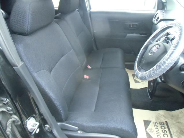 前列シート ベンチシートでゆったりドライブできます